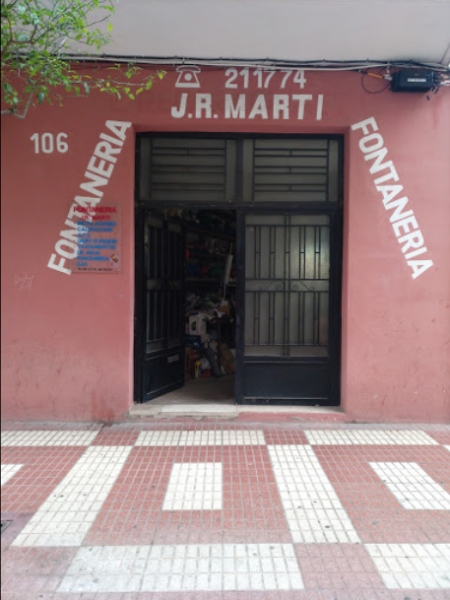Fontanería JR martí en castellón